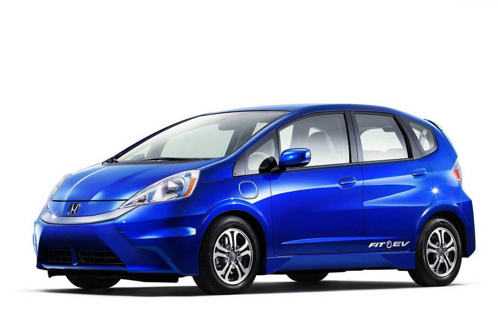 New Car Model 2012 Honda Fit Ev 2013