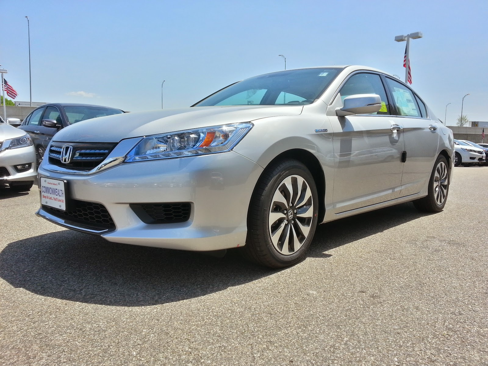 east west brothers garage test drive 2014 honda accord hybrid touring. Black Bedroom Furniture Sets. Home Design Ideas