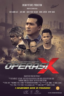 1 NOVEMBER 2018 - Operasi X (Malay)