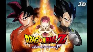 Al cinema dal 12 settembre 2015 Dragon Ball Z - La resurrezione di 'F'