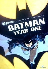 Batman: Año Uno – DVDRIP LATINO