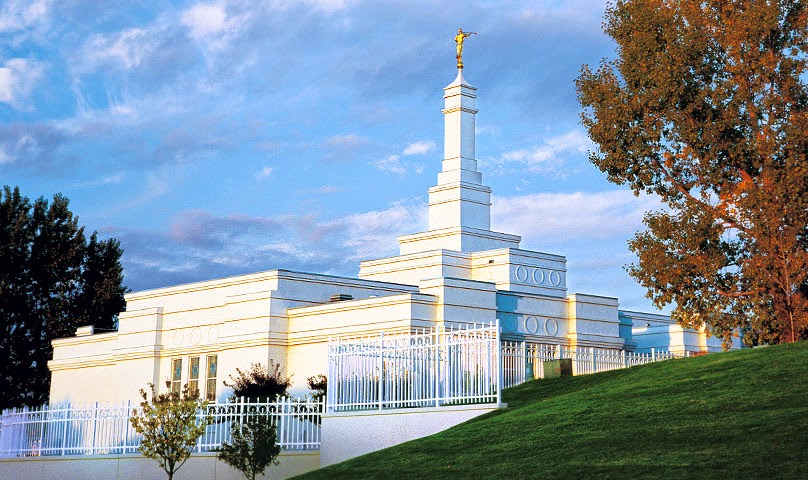 Bismark North Dakota Temple