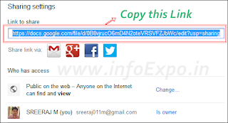 How to Create Direct Download Link for Google Drive Files