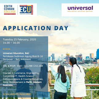 APPLICATION Day - Study in AUSTRALIA