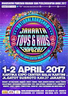 JAKARTA TOYS & KIDS EXPO 2017