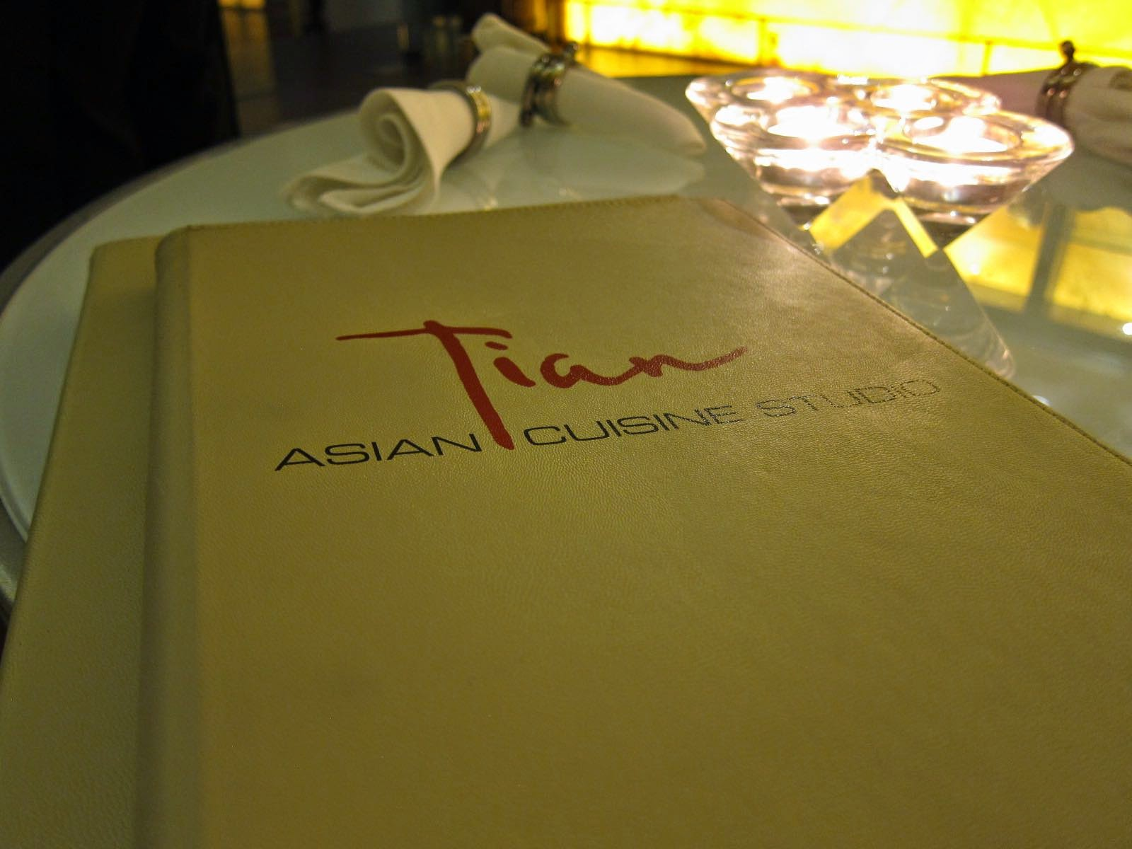 Tian at The Maurya Delhi