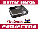 Daftar Harga Viewsonic Projector