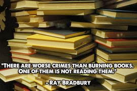 READ BOOKS!