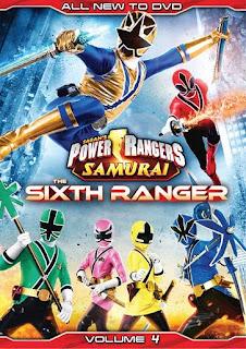 Power Rangers Samurai: The Sixth Ranger [2013] [NTSC/DVDR] Ingles, Español Latino