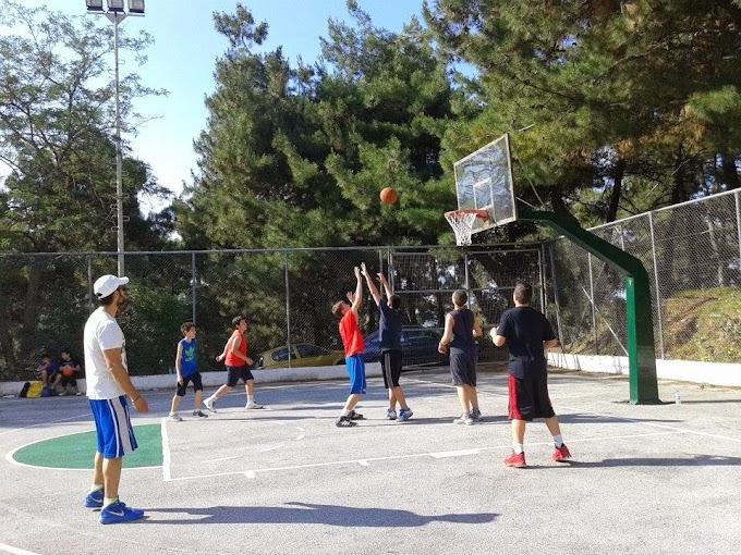 Ολοκληρώθηκε το 3οn3 Basketball Tourney του Χορτιάτη-Φωτορεπορτάζ