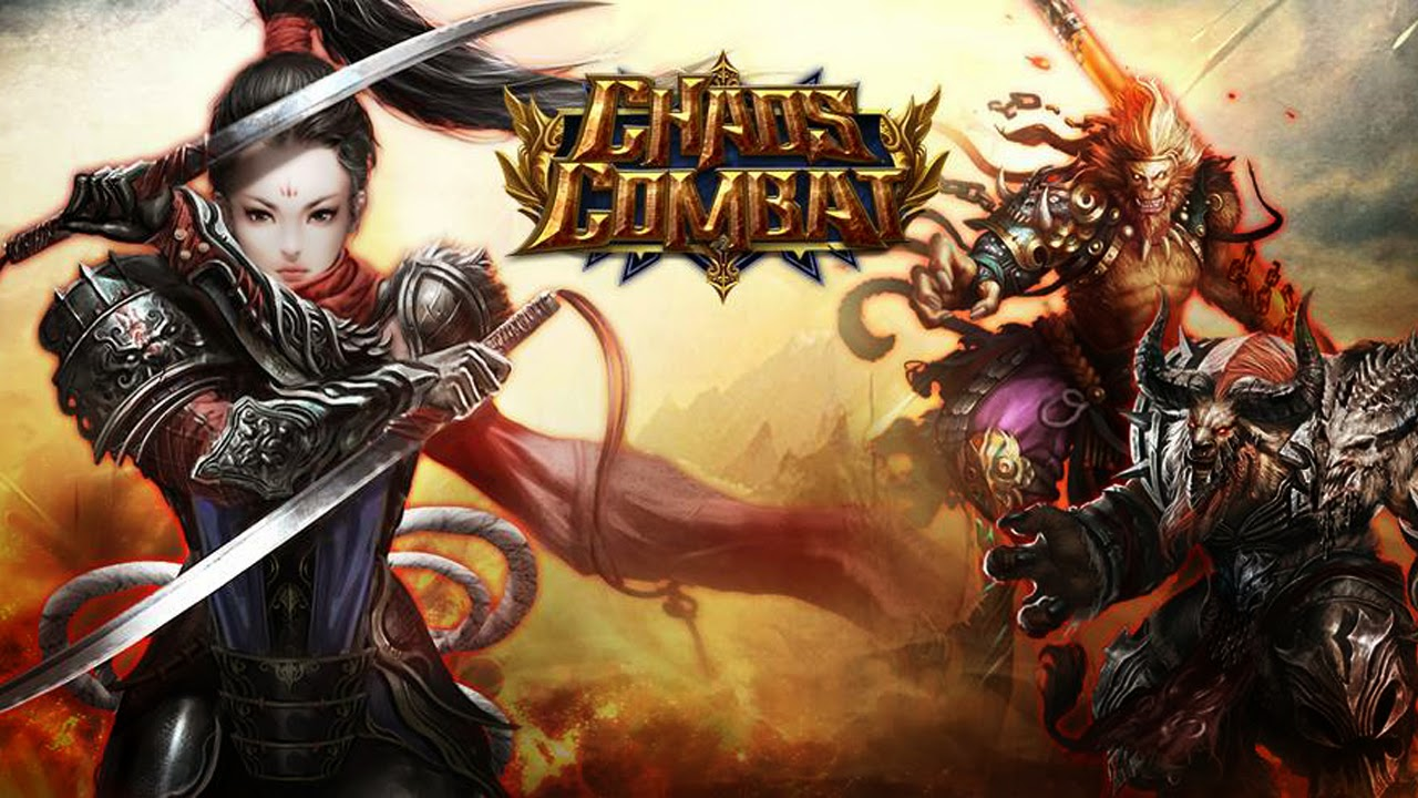 Chaos Combat Gameplay IOS / Android