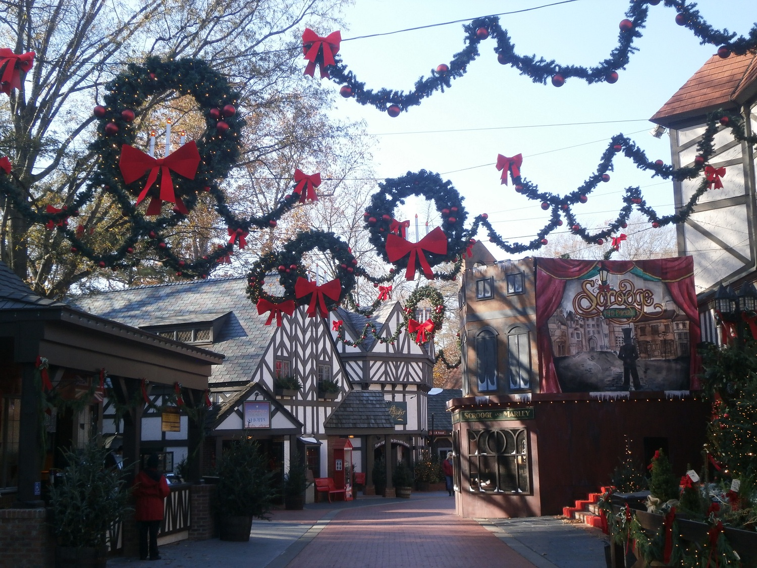 What Doesn 39 T Kill You Makes You Crazy Christmas Town At