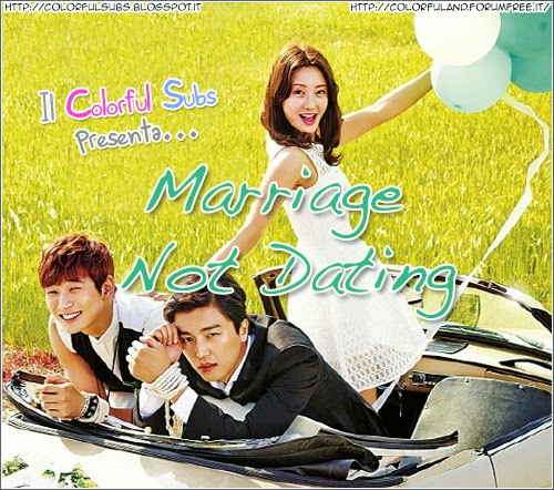 Marriage Not Dating Ep 2 Sub Espanol
