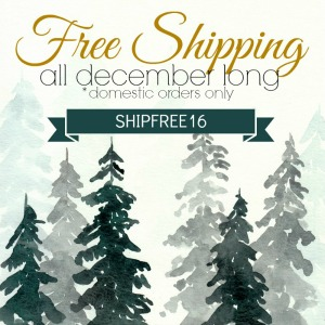 Grow Creative Watercolor Shop December Sale