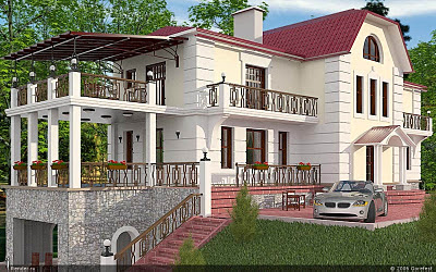 Дом мечты Вождей Рунета (The house of my dreams)