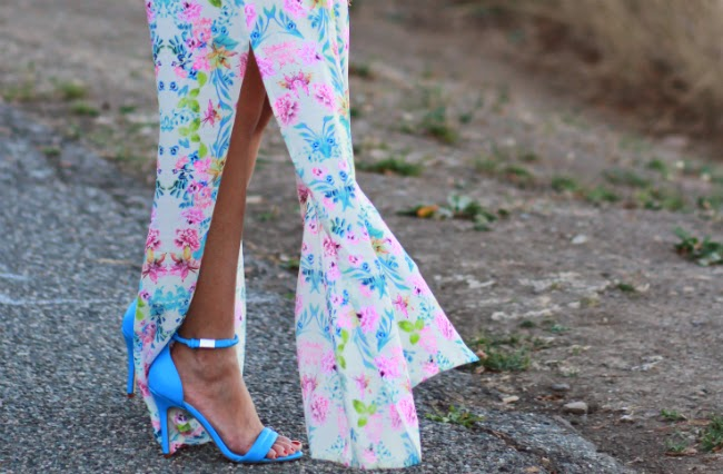strappy neon sandals target prabal gurung blue