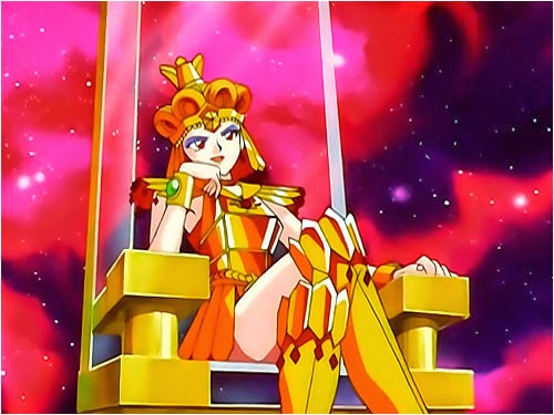 Wallpaper Sailor Galaxia (Sailor Moon)