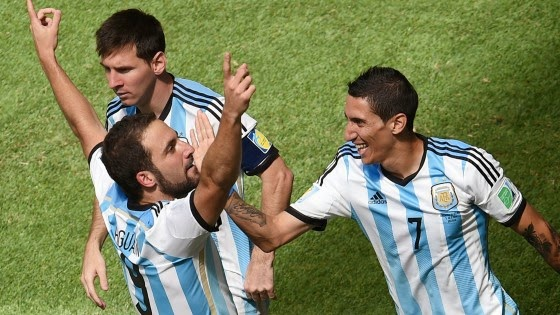 ARGENTINA E OLANDA IN SEMIFINALE