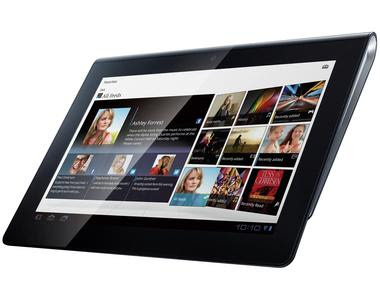 Sony Tablet S Review, Price & Specs