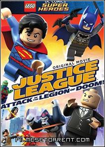 LEGO Liga da Justiça - O Ataque da Legião do Mal Torrent Dual Audio