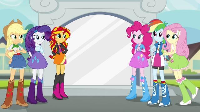 Hình ảnh phim Những Cô Gái Equestria