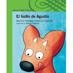 EL FESTIN DE AGUSTIN--MAURICIO PAREDES
