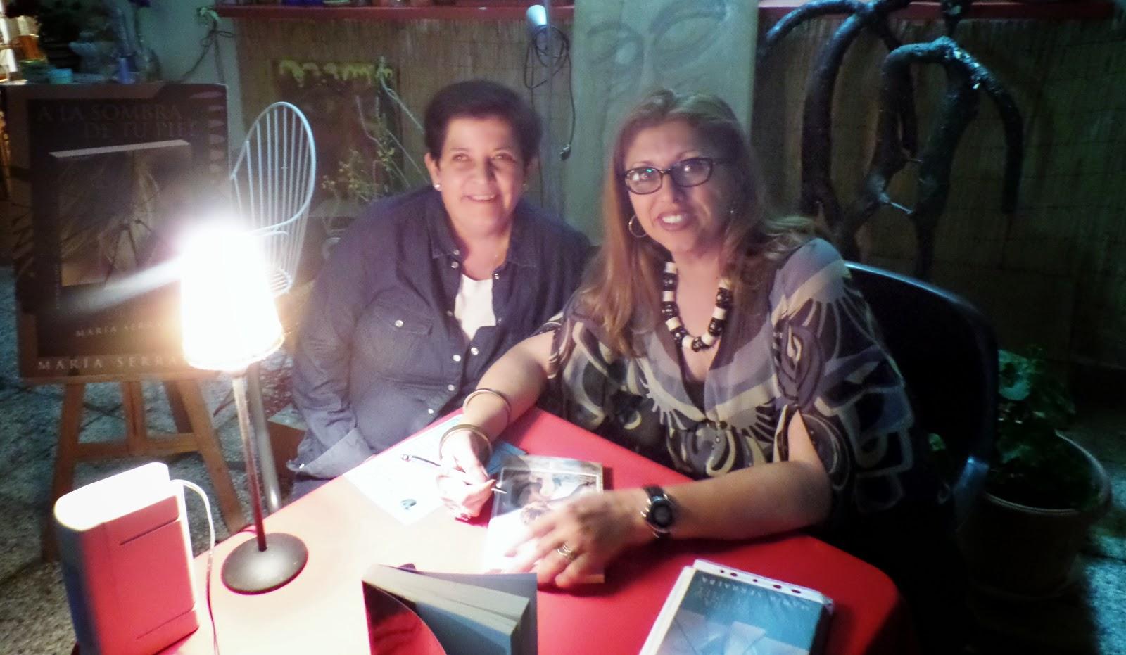 El Blog de María Serralba - Presentación Fuengirola 23/4/14