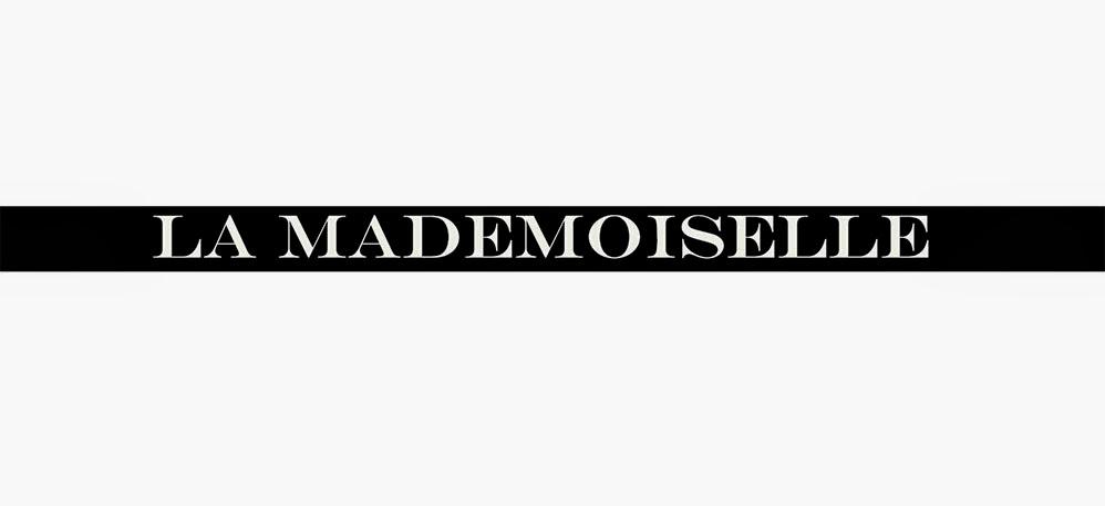 La mademoiselle