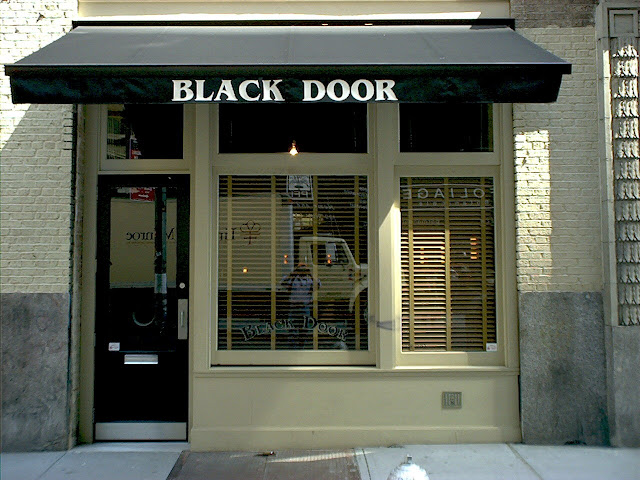 Black Door Bar NYC