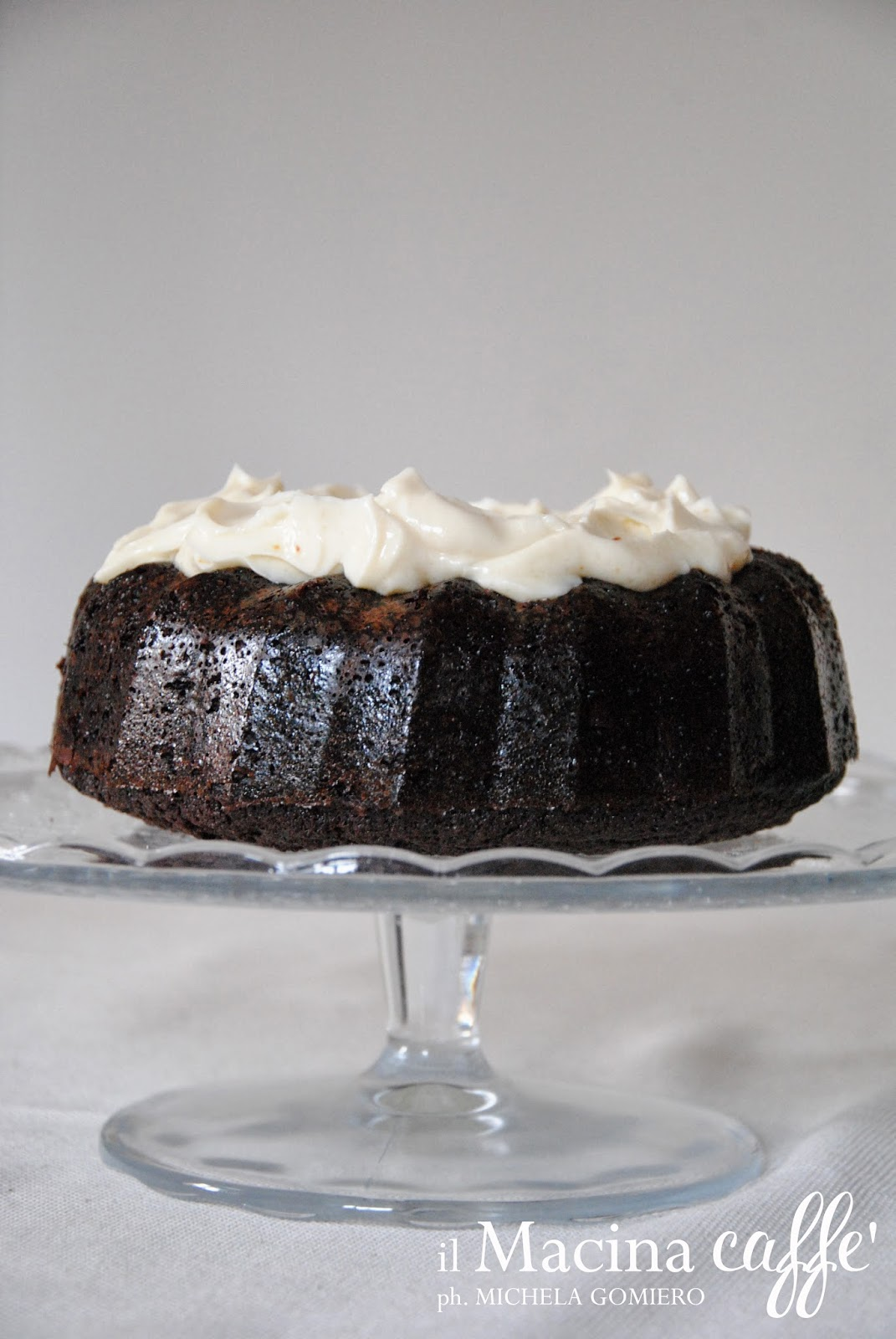 il Macina Caffè: Guinness chocolate cake