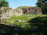 Muralla i torre del Casol de Puig-castellet