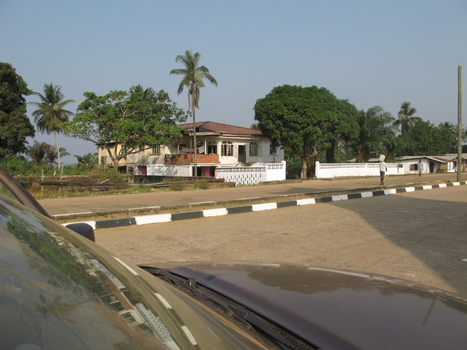 Revisiting Liberia: A Tale of Two Greenvilles