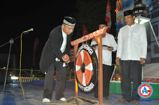 Pawai Taaruf Awali Pembukaan MTQ tingkat Kecamatan Asakota