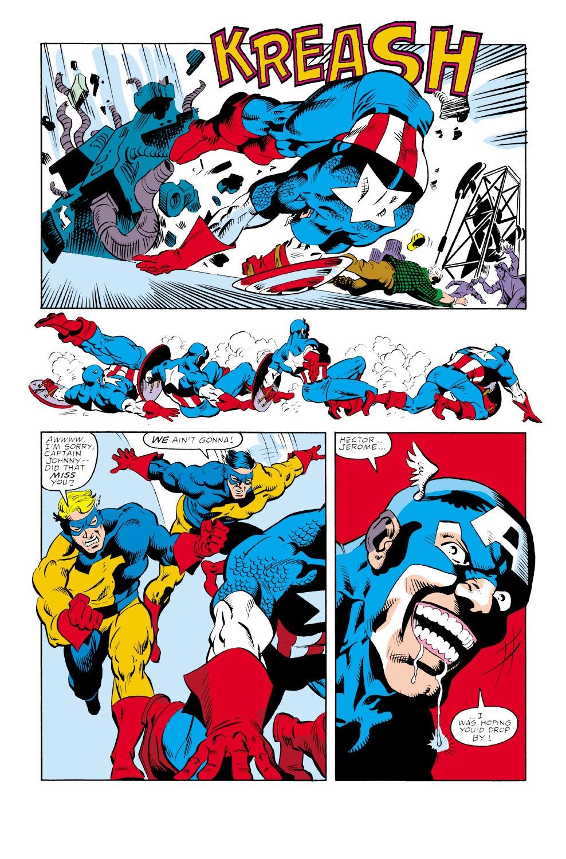 Captain America (1968) Issue #347 #277 - English 16