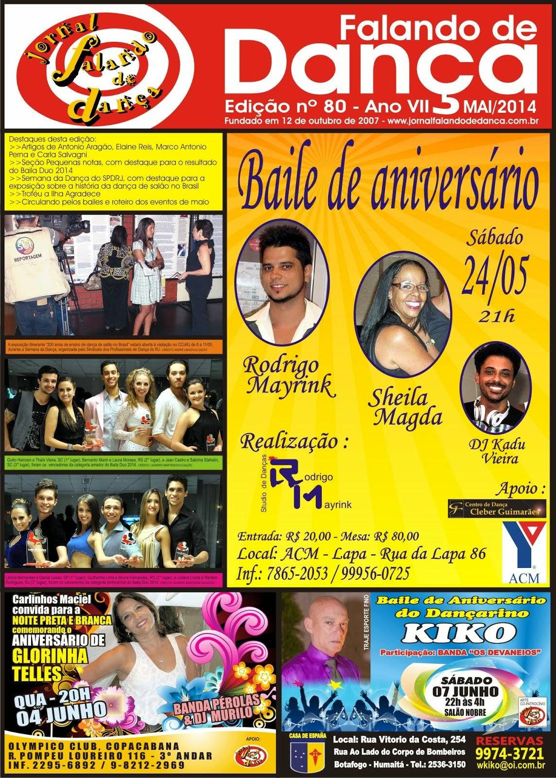 Leia on line a ed 80 (Maio/2014)