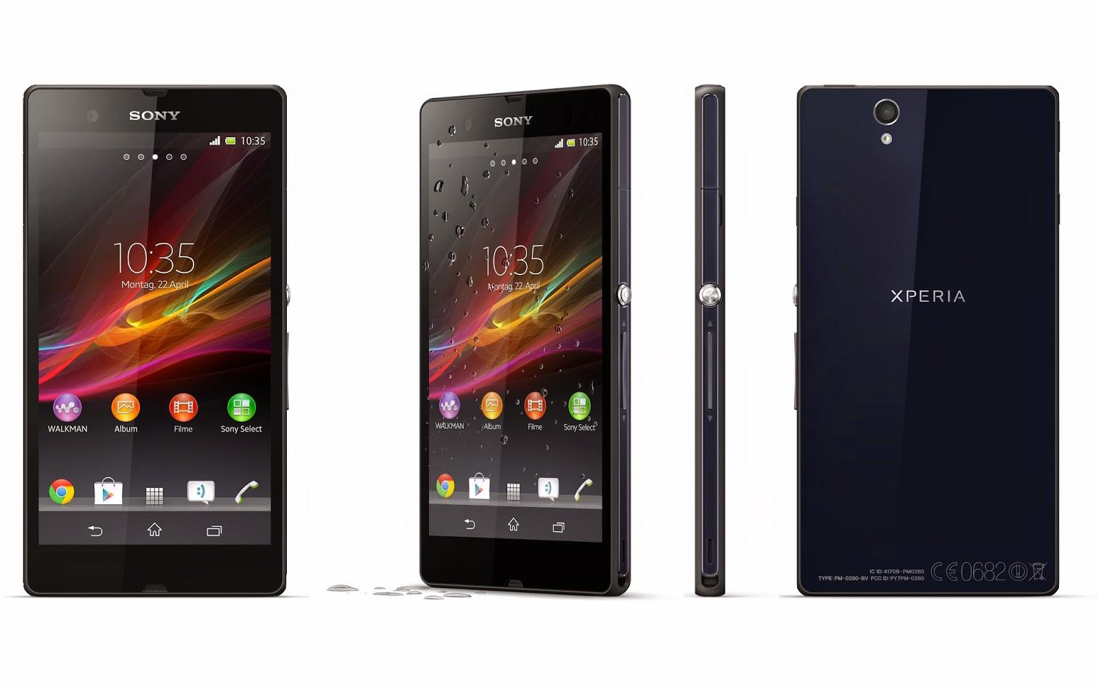 Harga dan Spesifikasi Sony Xperia Z3 paling Terbaru