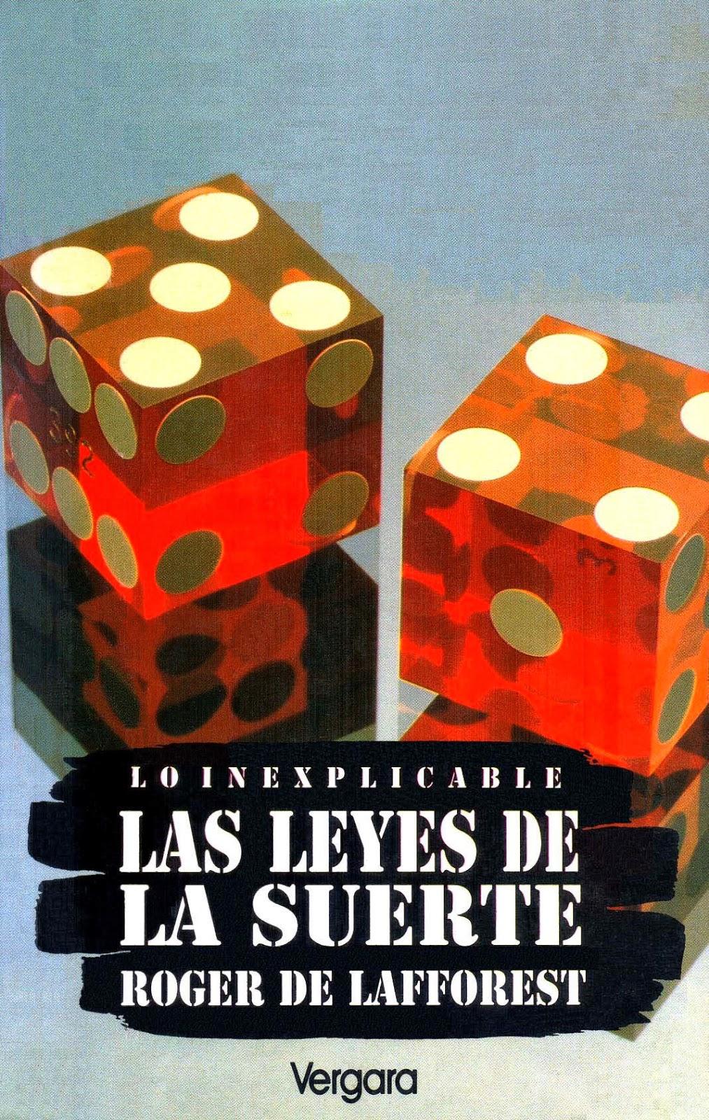 Tercera edición de Las Leyes de la Suerte de Roger de Lafforest