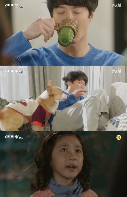 Super Daddy Yeol Episode 4 Review Super Daddy Yeol 4 lee dong gun Super Daddy Yeol lee yoo ri Super Daddy Yeol lee re Super Daddy Yeol Korean Dramas enjoykorea hui Super Daddy Yul episode 4