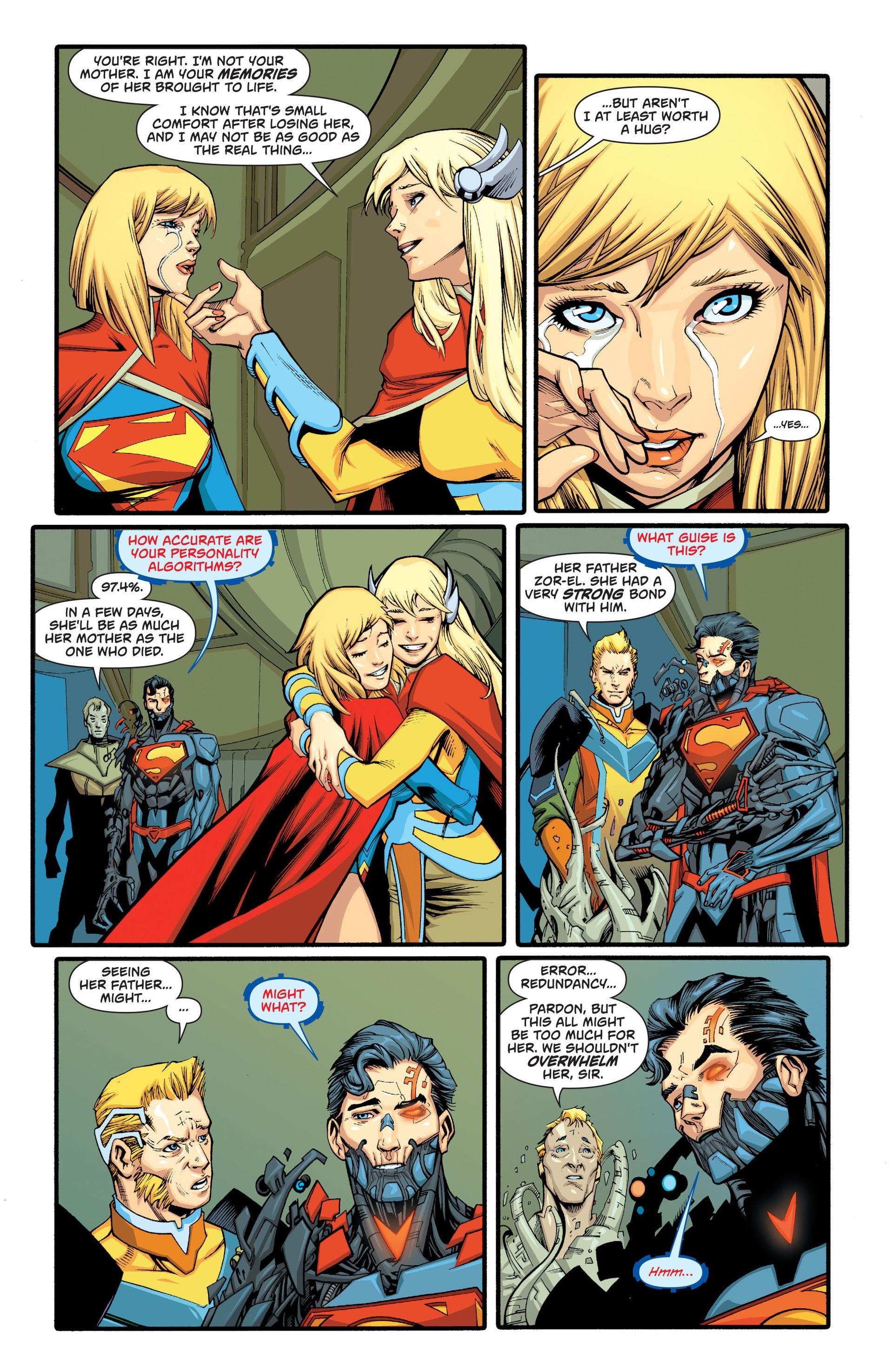 Supergirl (2011) Issue #22 #24 - English 8