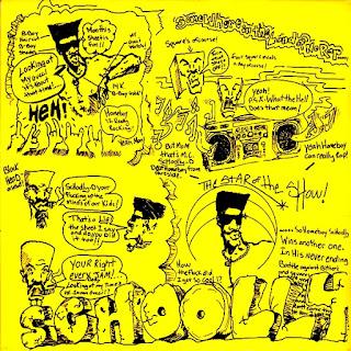 Schoolly D - Schoolly D: 1990 Reissue (1985)
