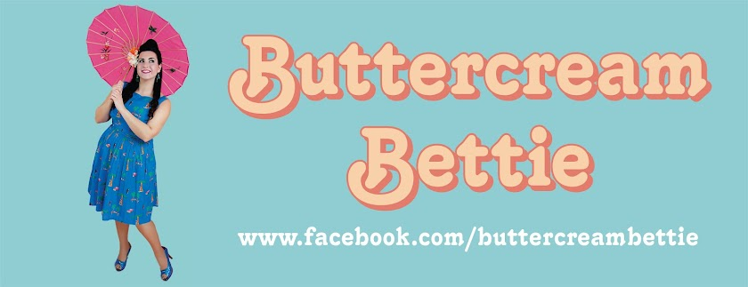 Buttercream Bettie Pinup Model