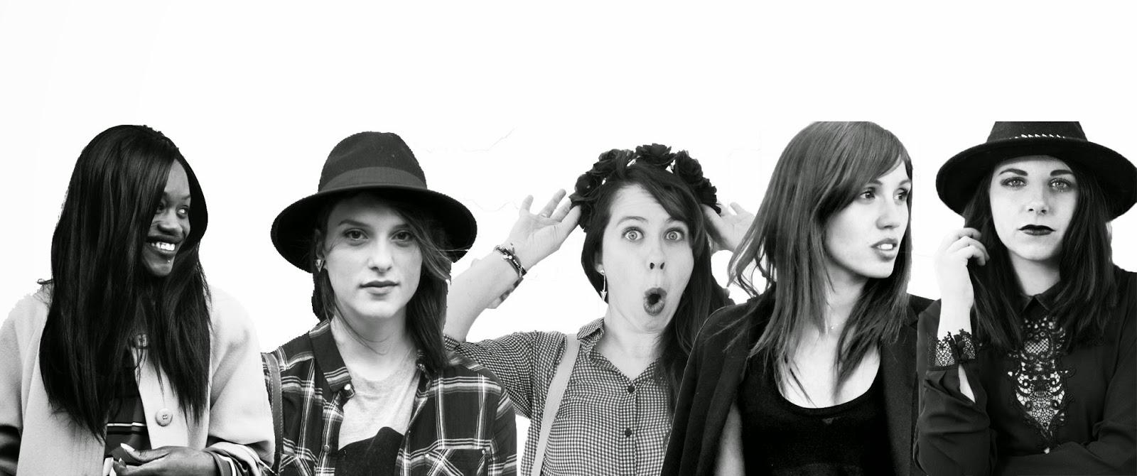 Cquoilamode,Dev'Heel Boudoir,Elodie Blog mode,So girly Blog,Manon Anyway