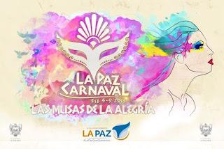 Carnaval La Paz 2016 programa