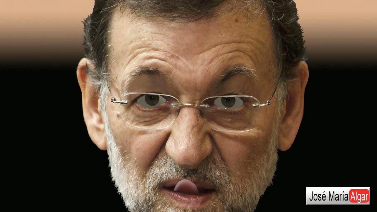 50 sombras de Rajoy Brey, Versión española.