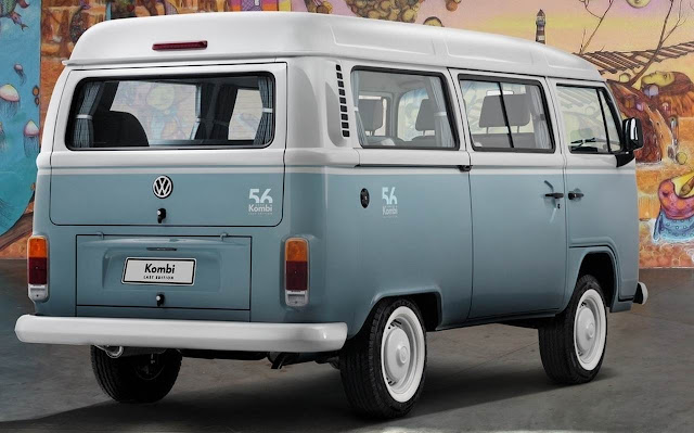 VW Kombi 2013 - Last Edition