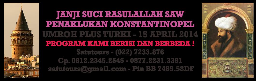 Umroh Plus Turki 2014 Bandung Umroh Plus Turki 2014 Jakarta Umroh Plus Turki 2014 Bekasi