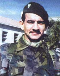 Sargento I MARIO CISNERO (11/05/1956 - 10/06/1982).