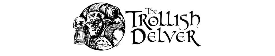 Trollish Delver