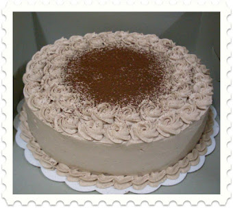 "Tiramisu 9"" @ RM65"