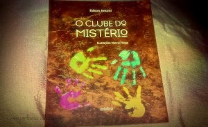 O clube do mistério - Edson Antoni